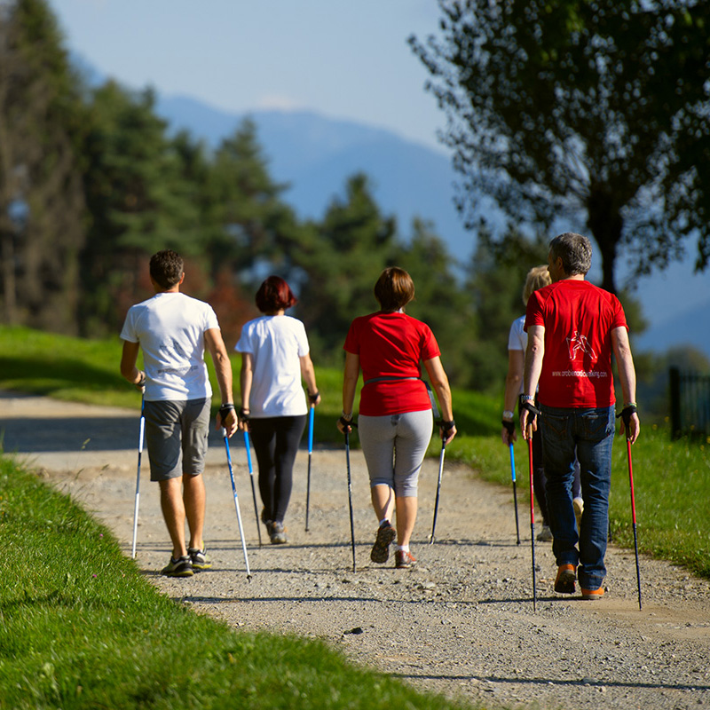 The wild Side - nordic walking 4