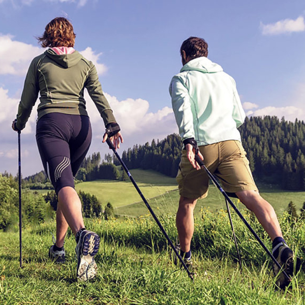 The wild Side - nordic walking 2