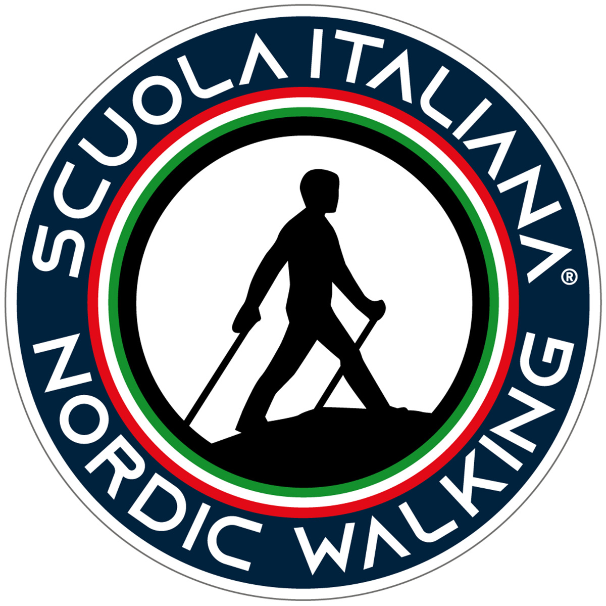 The wild Side - logo scuola nordic walking